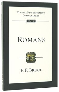 Romans (Re-Formatted) (Tyndale New Testament Commentary Re-issued/revised Series)