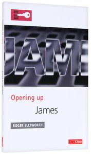 James (Opening Up Series)