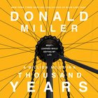A Million Miles in a Thousand Years CD