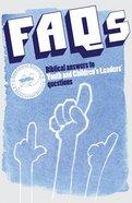 Faqs Paperback