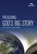Preaching God's Big Story Paperback