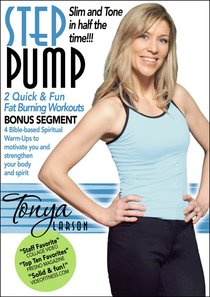 Step Pump With Tonya Larson (75 Mins)
