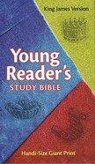 KJV Young Reader's Study Handi-Size Giant Print Indexed Hardback