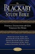 NKJV Blackaby Study Bible Hardback
