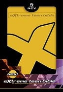 Ncv Extreme Teen Bible Black/Yellow Imitation Leather