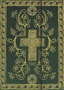 Ncv Cross Bible Hunter Green Metallic Cover With Embossed Design Hardback