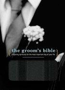 Ncv Groom's Bible Black Imitation Leather