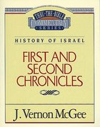 Thru the Bible OT #14: 1&2 Chronicles (#14 in Thru The Bible Old Testament Series) Paperback