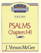 Thru the Bible OT #17: Psalms (Volume 1) (#17 in Thru The Bible Old Testament Series)