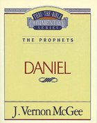 Thru the Bible OT #26: Daniel (#26 in Thru The Bible Old Testament Series) Paperback