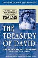 The Treasury of David Hardback