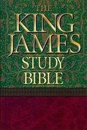 KJV Study Bible Hardback