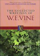 Collected Writings of W.E.Vine (Vol 3) Paperback