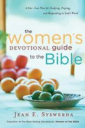 The Women's Devotional Guide to the Bible Hardback