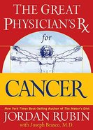 The Great Physician's Rx For Cancer (Prescription) Hardback
