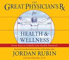 Great Physician's Rx For Health and Wellness (Prescription) CD