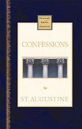 Confessions (Nelsons Royal Classics Series)