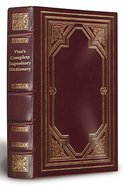 Vine's Complete Expository Dictionary of OT & NT Words Hardback