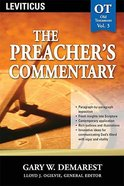 Leviticus (#03 in Preacher's Commentary Series) Paperback