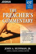 Joshua (#06 in Preacher's Commentary Series) Paperback