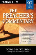 Psalms 1-72 (#13 in Preacher's Commentary Series) Paperback