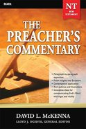Mark (#25 in Preacher's Commentary Series) Paperback