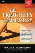 John (#27 in Preacher's Commentary Series) Paperback