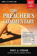 James/1,2 Peter/Jude (#34 in Preacher's Commentary Series) Paperback