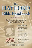 The Hayford Bible Handbook (2004)