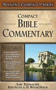 Nelson's Compact Bible Commentary Paperback