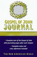 Nab Gospel of John Journal Hardback