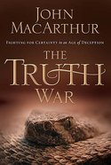 The Truth War Hardback