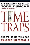 Time Traps Hardback