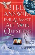Bible Answers For Almost All Your Questions Paperback