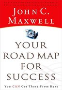 Your Road Map For Success Hardback