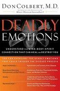 Deadly Emotions Hardback