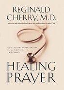 Healing Prayer Paperback