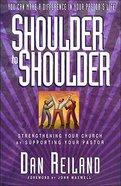Shoulder to Shoulder Paperback