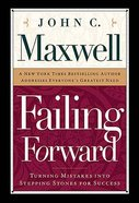 Failing Forward Hardback