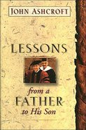 Lessons From a Father to His Son Hardback