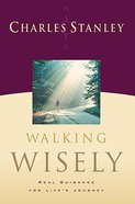 Walking Wisely Paperback