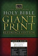 KJV Study Bible Burgundy Bonded Leather