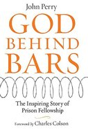 God Behind Bars Hardback