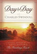Day By Day With Charles Swindoll Paperback