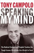 Speaking My Mind Paperback