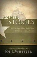 Soldier Stories Paperback