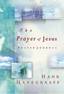 Prayer of Jesus Journal Hardback