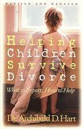 Helping Children Survive Divorce Paperback