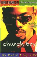 Church Boy Paperback