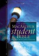 NKJV Macarthur Student Bible Paperback